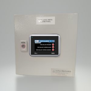 BWTS Main Alarms and Bypass Alarms in ECR